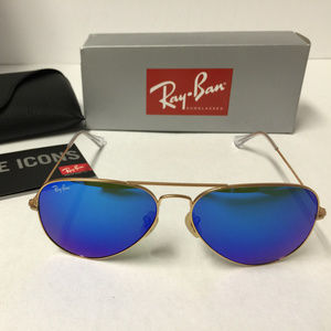 Ray-Ban Aviator Sunglasses RB3025 112/17